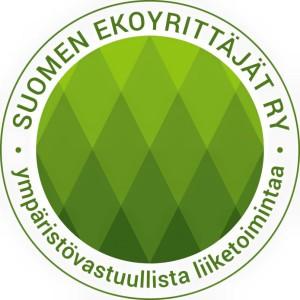 Suomen Ekoyrittäjät ry -logo